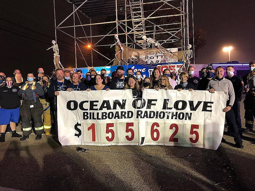 Back and Neck Center is proud to donate $3,000 to Ocean of Love.
